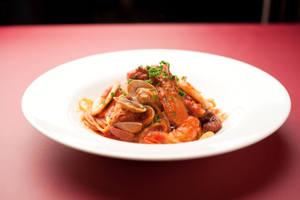 Seafood Tomato Sauce