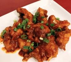 Red chicken sauce
